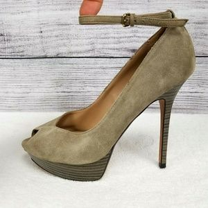 Zara Collection by Basic Platform Heels Pumps 39eu